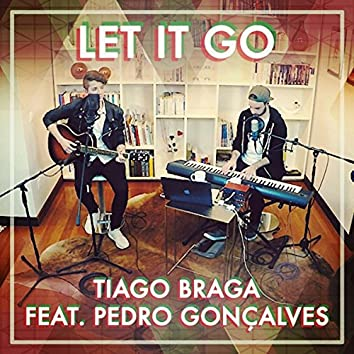 Let It Go [Live] (feat. Pedro Gonçalves) - Single