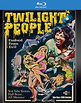 The Twilight People [Blu-ray + DVD]