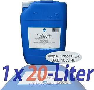 ARAL Mega Turboral LA 10W 40 20 Liter Eimer Man M 3477 MB 228.51