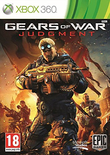 Microsoft Gears of War Judgment [Edizione francese]