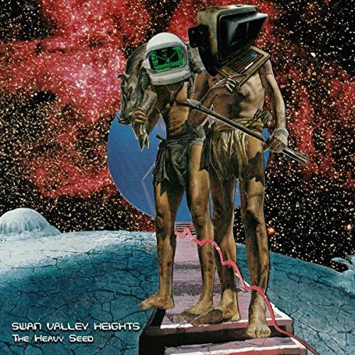 Swan Valley Heights: The Heavy Seed (Lim.Sea Blue Vinyl) [Vinyl LP] (Vinyl (Limited))