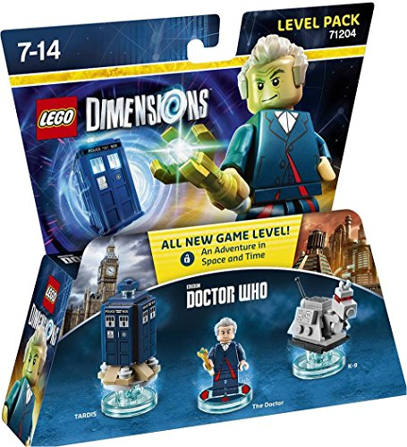 Dr. Who Level Pack - Lego Dimensions by Warner Home Video - Games