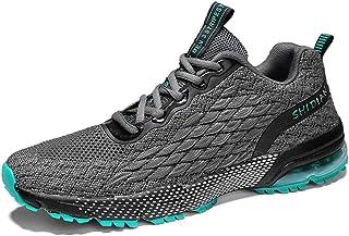 FJPTREN Men's Sports Running Shoes Sneakers for Walking,Hiking,Training