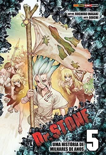 Dr. Stone Vol. 05