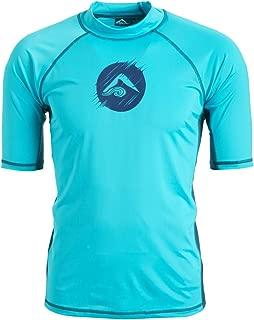 Men's Mercury UPF 50+ Short Sleeve Sun Protective...