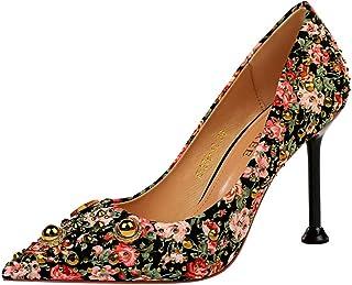 BalaMasa Womens APL12234 Pu Heeled Sandals