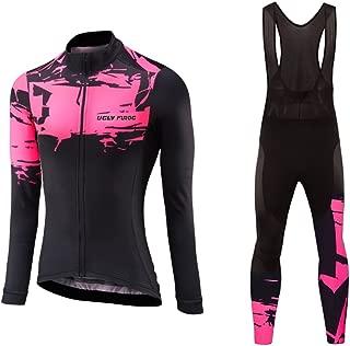 Uglyfrog Bike Wear Pro Team Newest Designs MTB Women Summer Long Sleeve Autumn Bike Cycling Jersey Clothes Bicycle Triathlon Shirt Wear Clothing