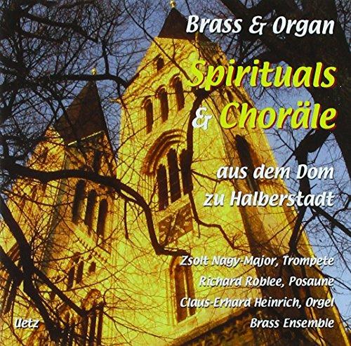 Brass & Organ-Spirituals & Choräle