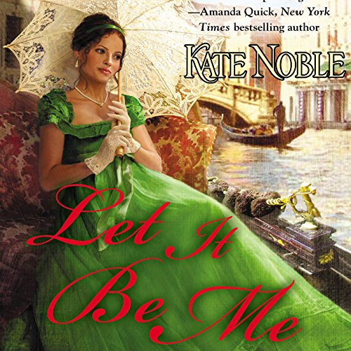 Let It Be Me audiobook cover art