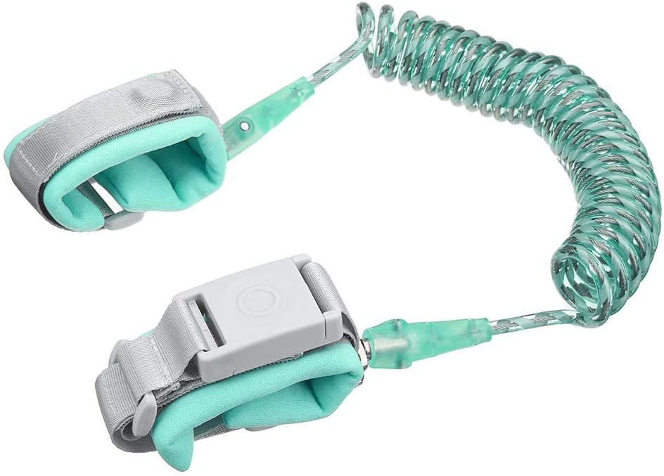 PYSKJW Child Anti Ranking TOP8 Lost Wrist Strap Leash security S Magnetic Toddler Rope