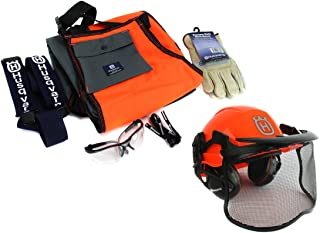 Husqvarna 531300904 Chain Saw Protective Apparel Powerkit, Landowner