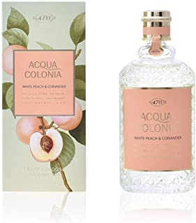 4711 Acqua Colonia White Peach & Coriander Splash & Spray Agua de Colonia - 170 ml
