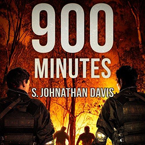 900 Minutes audiobook cover art