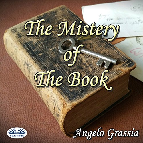 The Mystery of the Book audiobook cover art