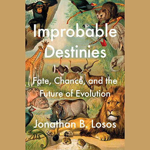Couverture de Improbable Destinies