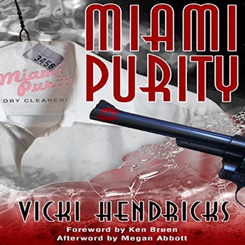 Miami Purity audiobook cover art