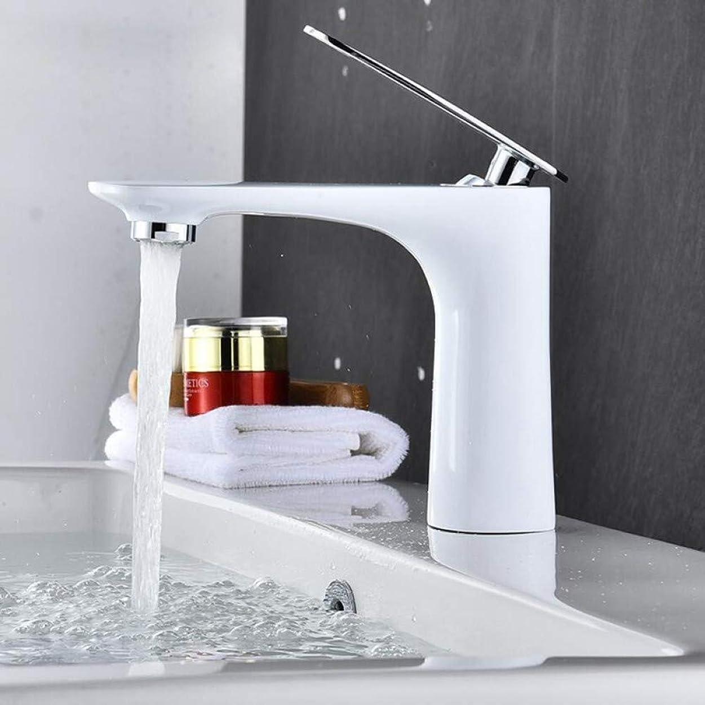 記念警告リスナーキッチン浴室の蛇口浴室の洗面台の蛇口真鍮のシンクミキサータップホットとコールドの滝流域の蛇口