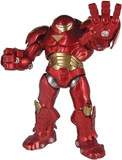 DIAMOND SELECT TOYS Marvel Select: Hulkbuster Action Figure, Multicolor