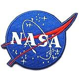 Nasa programa espacial de logotipo vector parche emblema táctico militar...