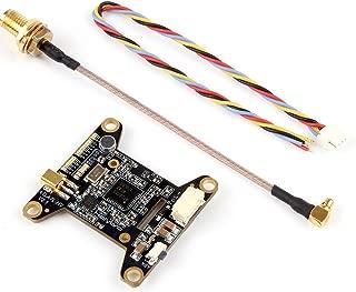 Crazepony FPV Transmitter Holybro Atlatl HV V2 FPV VTX 5.8G 40CH Raceband 25/200/500/800mW Switchable Video Transmitter Support Telemetry MIC for FPV Quadcopter Drone