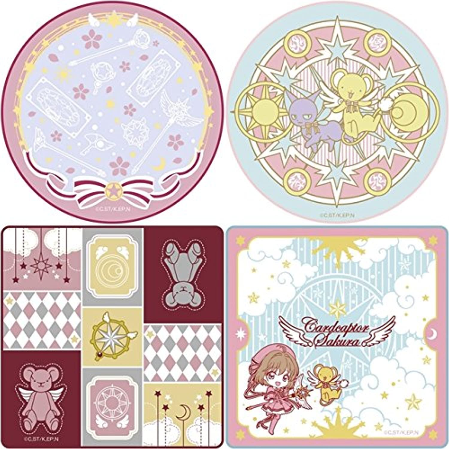 The most most most lottery anime Cardcaptor Sakura clear