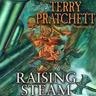 Raising Steam cover art