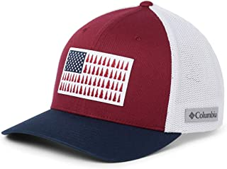 Men's Mesh Tree Flag Ball Cap