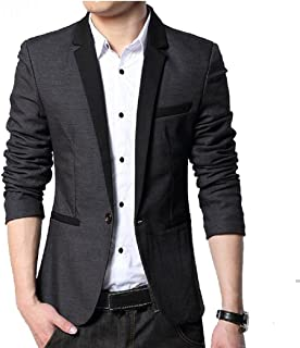 9756ecee71b Amazon.in: Greys - Suits & Blazers / Men: Clothing & Accessories