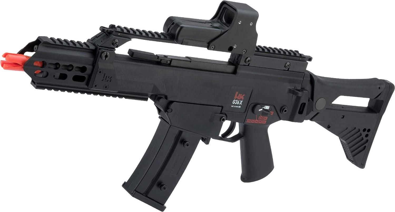 online shop Evike Exclusive HK Licensed G36X Elite Airsoft Rifle AEG by shopping EBB