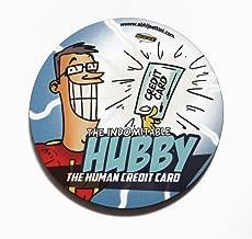 Super Hubby fridge magnet