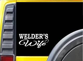 Best welder's wife sticker Reviews
