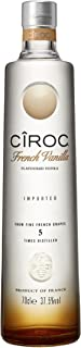 Cîroc French Vanilla Flavoured Wodka 1 x 0.7 l