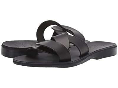 Jerusalem Sandals Emily (Black) Women