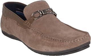 Buckaroo Men's Delson Leather Loafer