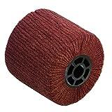 Fartools 110873 - Spazzola in fibra sintetica per levigatrice REX120, diametro 120 mm