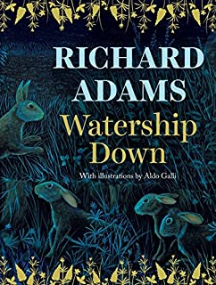 Watership Down: Illustrated edition