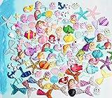 Ototon Abalorios de Slime para decoración de Manualidades Para niños regalo joyería de bricolaje 30pcs