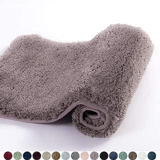 Best mocha bath rugs Reviews