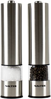 salter salt and pepper electronic