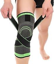 آستین زانو HipStone، پشتیبانی از فشرده سازی برای درد مشترک و آرتریت کمک، بهبود فشردگی گردش خون - پوشیدن هر جا - تنها
