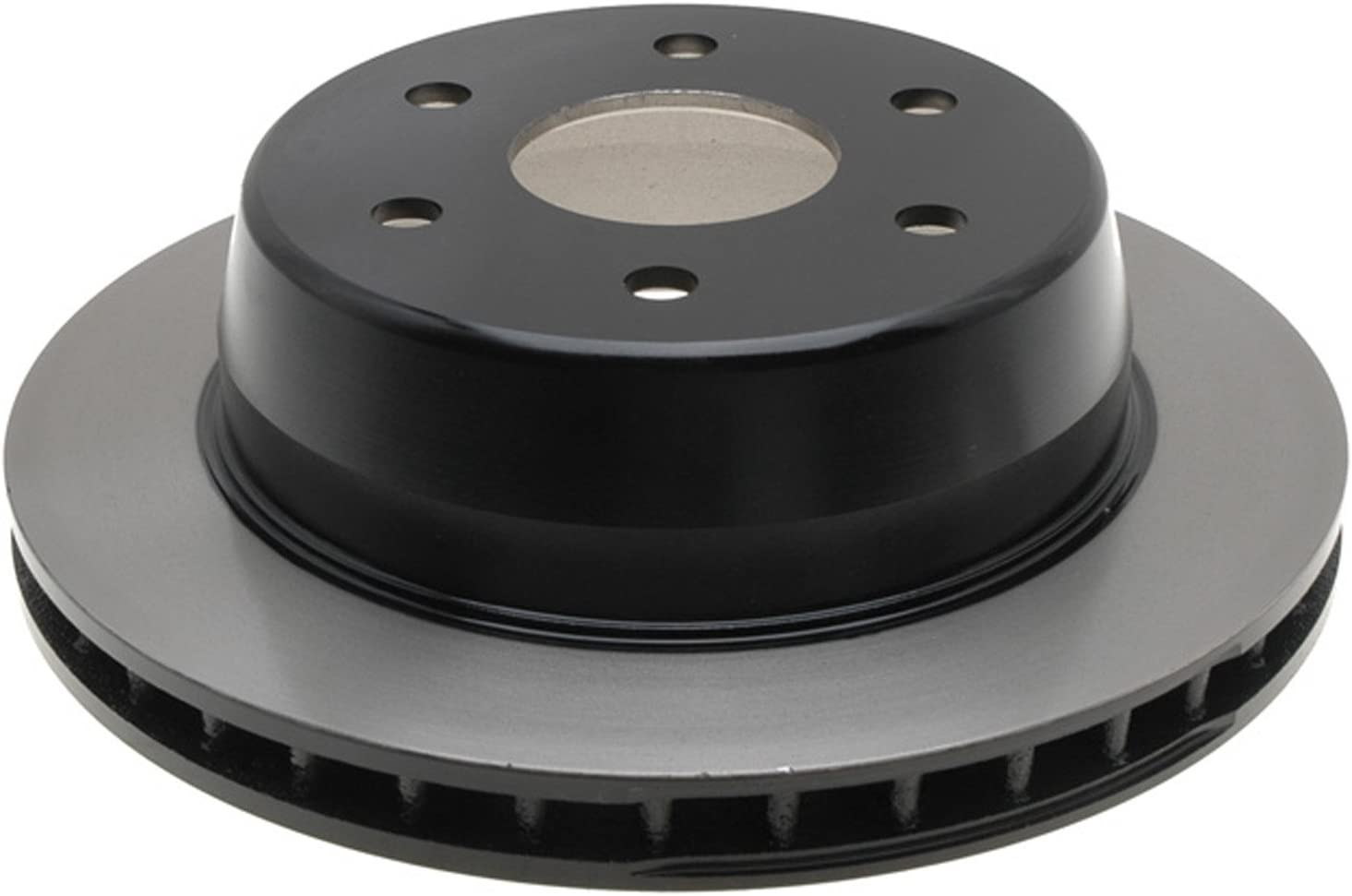 ACDelco Gold 18A1412 Sales for sale Black Cash special price Hat Disc Brake Rotor Rear