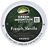 Green Mountain Coffee Roasters French Vanilla, Keurig Single-Serve K-Cup Pods, Light Roast Coffee, 12 Count