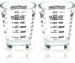 cocktail measuring glass