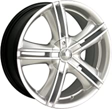 Ion Alloy 161 Hypersilver Wheel with Machined Face (15x7
