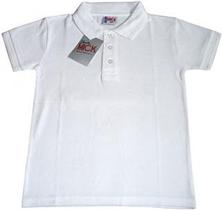 Polos y camisetas de uniforme escolar unisex, de la marca Laika Designs
