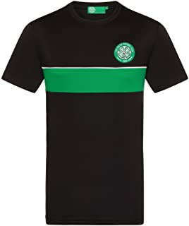 b2ce9e29eac Celtic FC Official Football Gift Mens Poly Training Kit T-Shirt