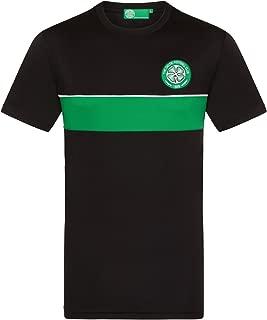 Celtic Football Club Official Soccer Gift Mens Poly Training Kit T-Shirt
