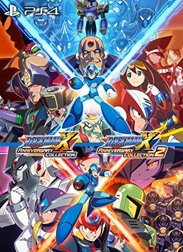 ロックマンX アニバーサリー コレクション 1+2 - PS4