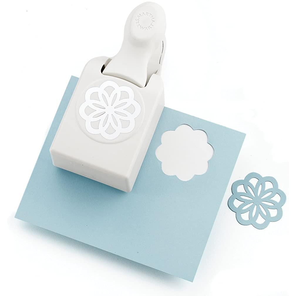 Martha Stewart Crafts Large Double Paper Punch, Layered Daisy