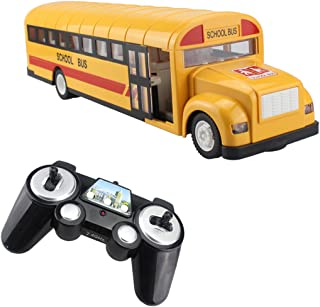 rc bus with opening doors